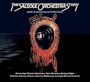 The Salsoul Orchestra Story 40