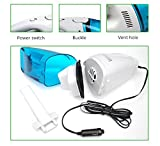 #4: VelKro HIGH Quality Portable Car Vaccum Cleaner Wet & Dry-Vacuum Cleaner For 12 Volt