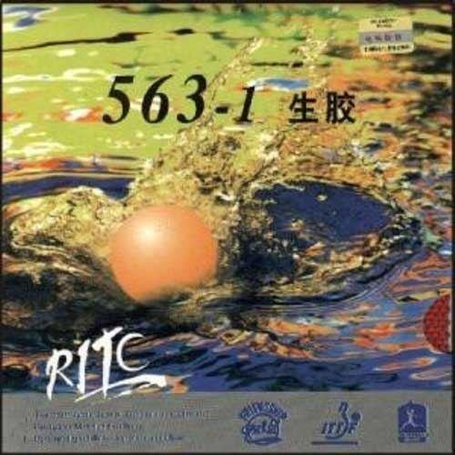Friendship 563-1 RITC - Schütt Tischtennis, schwarz, 1.5