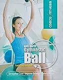 Cosco Anti Burst Gym Ball with Foot Pump, 85cm