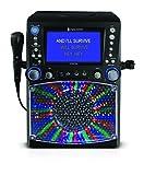 Singing Machine STVG785 Karaoke mit 3 CD+G's schwarz