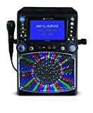 Singing Machine STVG785BK Impianto per Karaoke, Nero