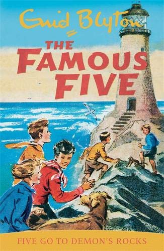 Five Go To Demon's Rocks: Book 19 (Famous Five) por Enid Blyton