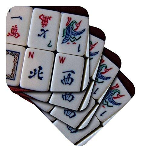 3drose-cst-12772-3-luv-mah-jong-ceramic-tile-coasters-set-of-4