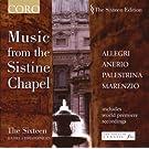 Musik aus der Sixtinischen Kapelle