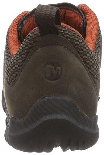 Merrell Telluride Waterproof Hommes Chaussures de randonnée Marron foncé