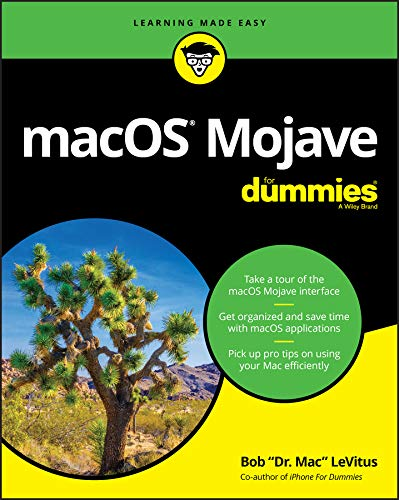 macOS Mojave For Dummies (For Dummies (Computer/Tech)) (English Edition)