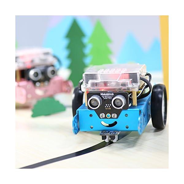 51xxfqmALXL. SS600  - Makeblock - Robot Educativo MBOT, V1.1, Bluetooth