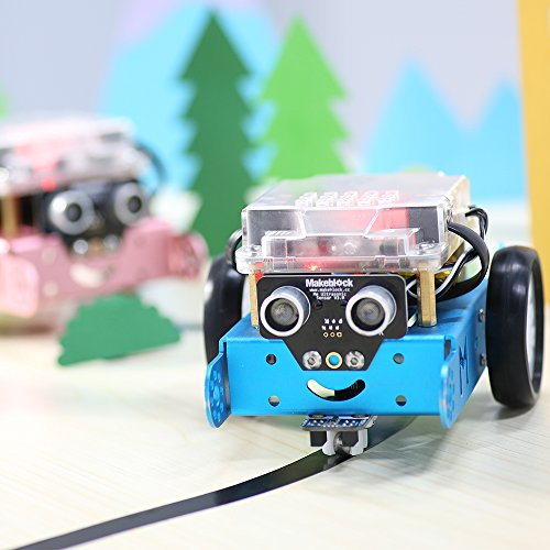 51xxfqmALXL - Makeblock - Robot Educativo MBOT, V1.1, Bluetooth