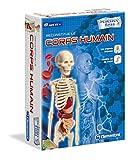 Clementoni–52222–reconstitue el Cuerpo Humano