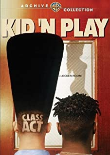 Class Act by Christopher 'Kid' Reid