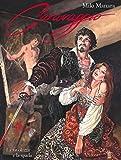 Caravaggio 1 (9L):  La tavolozza e la spada
