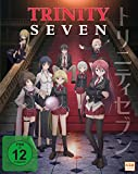 Trinity Seven Vol.1 - Episode 01-04 - im Sammelschuber [Blu-ray]