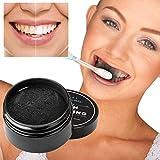 Poudre de blanchiment des dents au charbon actif 30g, Activated Charcoal Teeth...