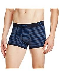 Levi's Bodywear Men's Striped Cotton Trunks