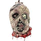 ZhongYeYuanDianZiKeJi Zombie de Halloween,Halloween Decoracion Terror Realista de Hogar Jadin (C)