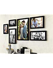 Art street - Triumphet set of 6 individual photo frames/ Wall hanging