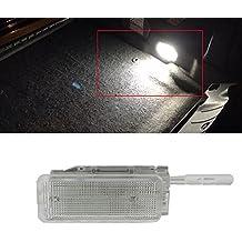 nslumo 1 x LED Guantera Luz Interior para pe-ugeot 1007/406 nuevo/
