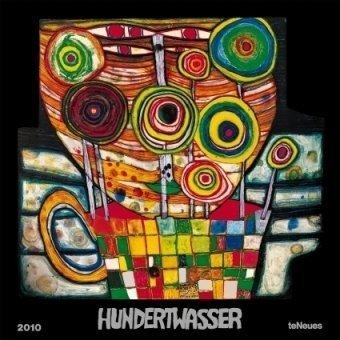 2010 Hundertwasser Grid Calendar