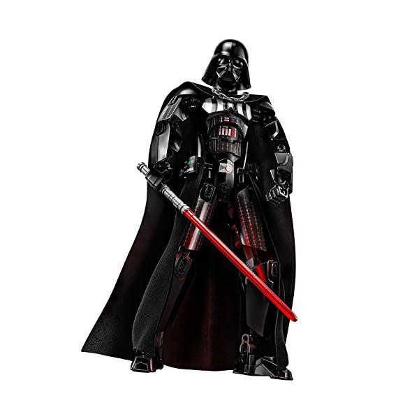 LEGO-Star Wars con structionDarth Vader, Multicolore, 75534 2 spesavip