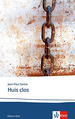 Huis clos. Texte et documents