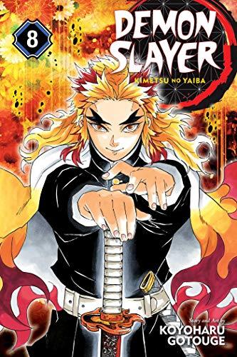 Demon Slayer Kimetsu No Yaiba 8: Volume 8