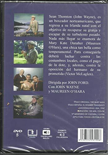 El Hombre Tranquilo DVD
