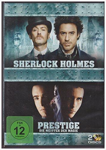Bild von Sherlock Holmes / Prestige - Die Meister der Magie