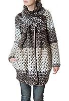 CASPAR MTL007 Damen Winter Mantel