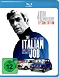The Italian Job - Charlie staubt Millionen ab [40th Anniversary Edition] [Blu-ray]