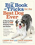 The Big Book of Tricks for the Best Dog Ever: A Step-by-Step Guide to 112 Amazing Tricks and Stunts - Larry Kay