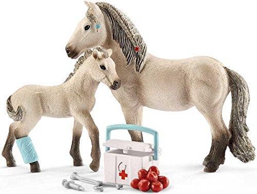 Schleich 42430 Horse Club Hannahs Erste-Hilfe-Set (Club Bohemian)