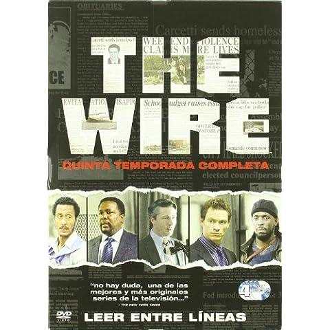 The Wire (Bajo Escucha) - Temporada 5