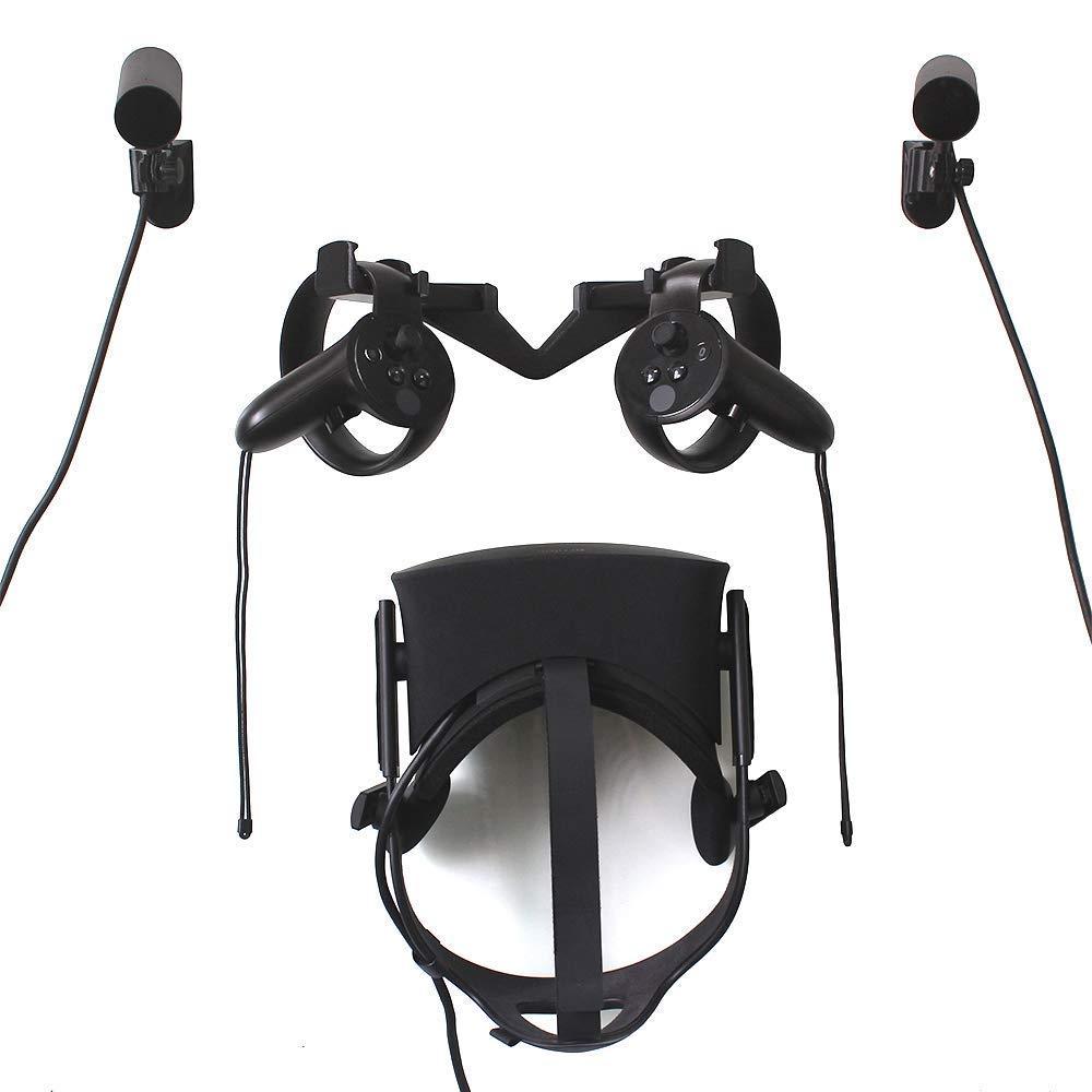 Pour le support de fixation au crochet mural Pour Oculus Rift cv1 VR – Touch controller Support de rangement – Capteur mural Pour vr Oculus Headset