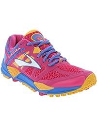 Brooks Cascadia 11, Chaussures de Running Compétition Femme