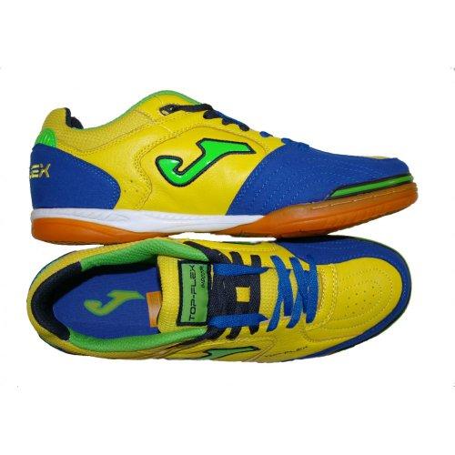 Zapatillas de fútbol Sala Joma Top Flex 409 Giallo-Royal Indoor Amarillo  Size  40 5a5c78abc80b4
