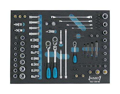 HAZET 163-139/90 Werkzeug-Sortiment