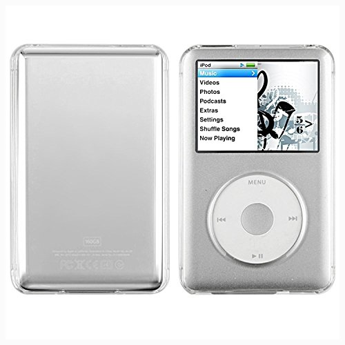 Cristal Housse Coque Etui Rigide Snap-in Protection Case Pour iPod Classic 80GB...