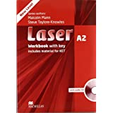 Laser A2. Workbook. With key. Con e-book. Con espansione online. Per le Scuole superiori. Con CD-ROM