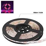 Winbang 5050 Grow luce di striscia, impermeabile flessibile LED coltiva Light Strip Acquario serra idroponica impianto Crescere Tape Lamp 60LED / m 1M / 2M / 3M / 4M / 5M, rosso e blu 5: 1