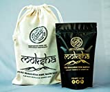 MOKSHA 100% Natural Himalayan Pink Bath Rock Salt - Regular Pouch Pack - 500g