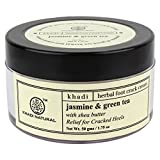 #7: Khadi Natural Jasmine and Green Tea Herbal Foot Crack Cream, 50g