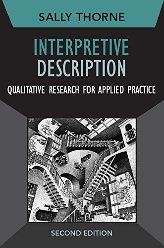 Interpretive Description: Qualitative Research for Applied Practice (Developing Qualitative Inquiry Book 2) (English Edition)