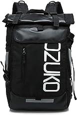 Ozuko Oxford Tuch Tasche Mode Männer Tasche Kreative Schulter Reise Rucksack Weiblichen Casual Tasche