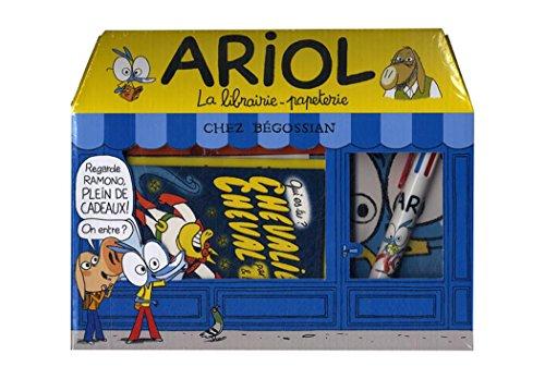 Coffret Ariol La librairie-papeterie Chez Bégossian: La librairie-papeterie coucoule Chez Begossian