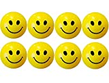 Rollswich Smiley face Squeeze Balls for Kids and Adults for Stress Relief