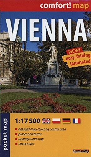 Vienne 1/17.500 (POCHE)