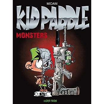 Kid Paddle - Monsters Standard