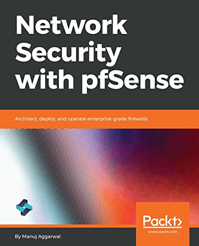 Network Security with pfSense: Architect, deploy, and operate enterprise-grade firewalls (English Edition)