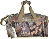 16 Explorer Wildland -Mossy Oak Realtree Like- Hunting Camo Heavy Duty Duffel Bag - Luggage Travel Gear Bag- Heavy Stitched Shoulder Strap by Explorer
